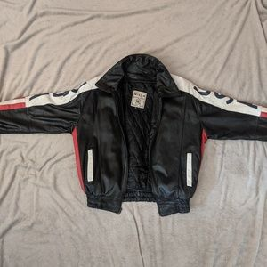 Wilda USA leather jacket